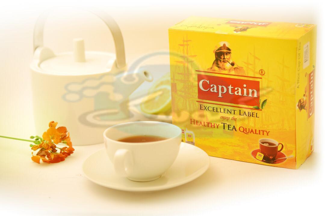 چای کاپیتان