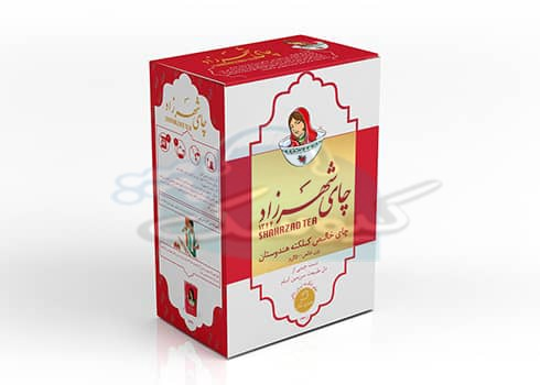 چای کلکته شهرزاد