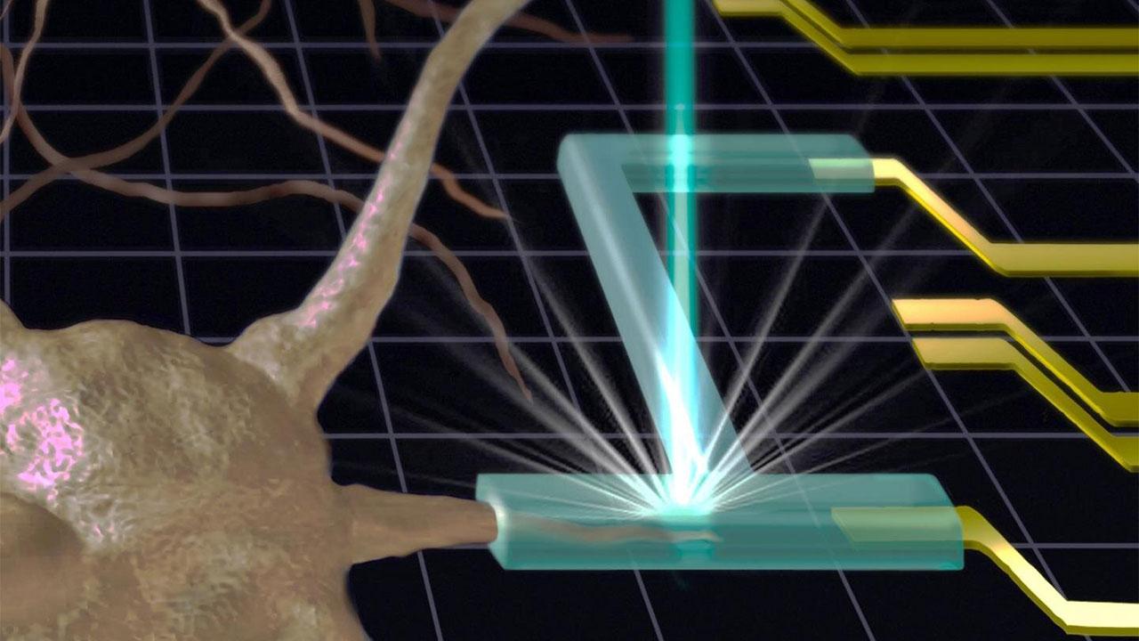 چاپ سه بعدی ساختار های نانو متری