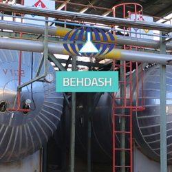 تولید نانوجاذب برای تصفیه روغن و جداسازی مواد از هم